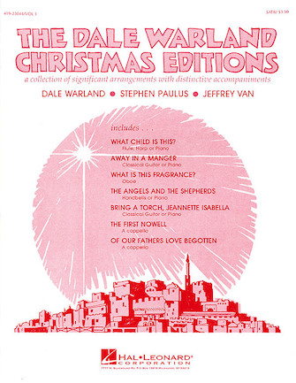 Product Cover for The Dale Warland Christmas Editions, Vol. I