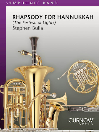 Product Cover for Rhapsody for Hanukkah