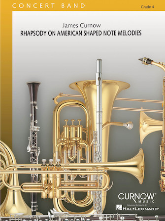 Product Cover for Rhapsody on American Shaped Note Melodies