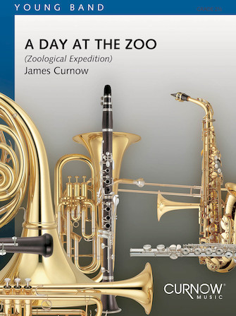 Product Cover for A Day at the Zoo