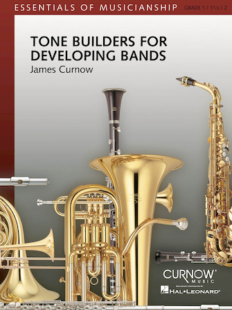 Product Cover for Tone Builders for Developing Bands