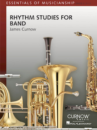 Product Cover for Rhythm Studies for Band