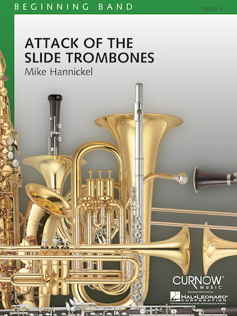 Product Cover for Attack of the Slide Trombones