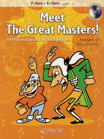 Product Cover for Meet the Great Masters!