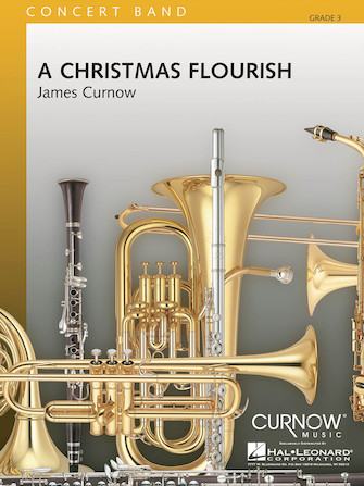 Product Cover for A Christmas Flourish