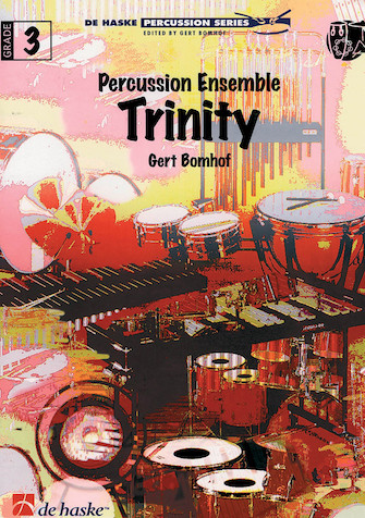 Product Cover for Trinity for Percussion Ensemble