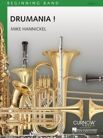 Product Cover for Drumania!