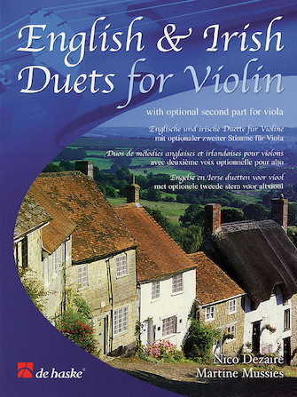 Product Cover for English & Irish Duets