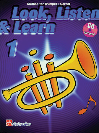 Product Cover for Look, Listen & Learn – Method Book Part 1