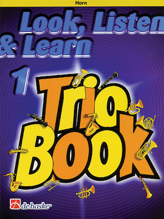 Product Cover for Look, Listen & Learn 1 – Trio Book