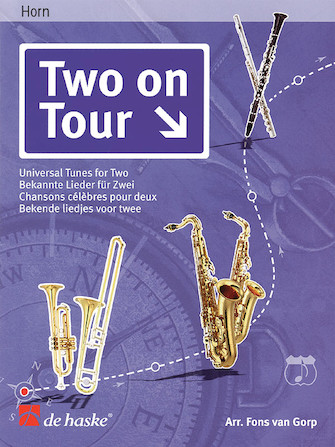 Product Cover for Two on Tour – Universal Tunes for Two