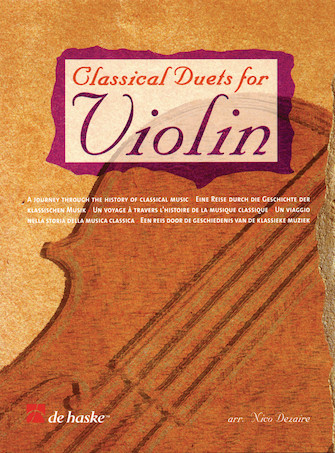 Product Cover for Classical Duets for Violin