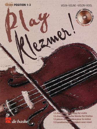 Product Cover for Play Klezmer! Violin