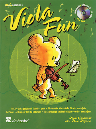 Product Cover for Viola Fun