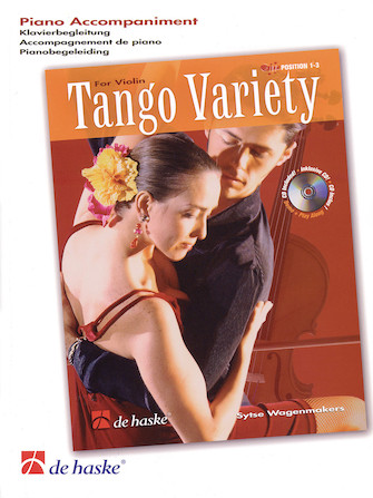 Product Cover for Tango Variety for Violin (Piano Accompaniment)
