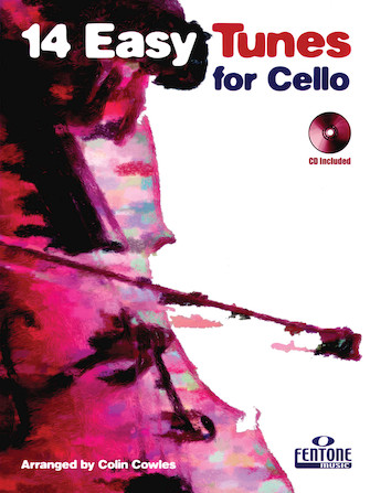 Product Cover for 14 Easy Tunes for Cello