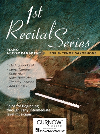 Product Cover for First Recital Series
