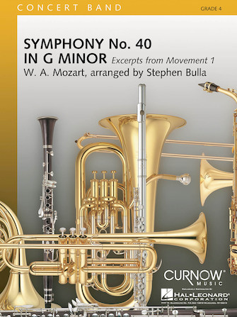 Product Cover for Symphony No. 40 - Mmt. I Excerpts