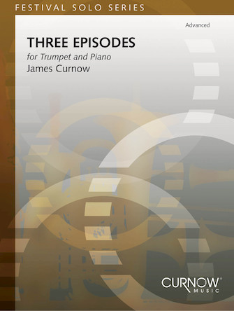 Product Cover for Three Episodes for Trumpet and Piano