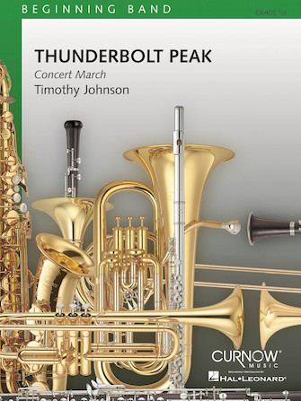Product Cover for Thunderbolt Peak (Concert March)