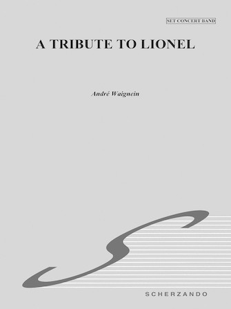 Product Cover for A Tribute to Lionel