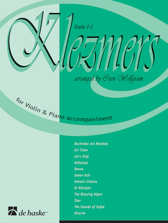 Product Cover for Klezmers