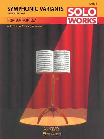Product Cover for Symphonic Variants for Euphonium