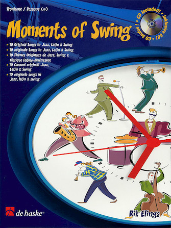 Product Cover for Moments of Swing