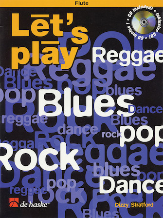 Product Cover for Let's Play Reggae, Blues, Pop, Rock & Dance