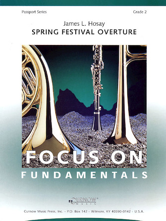 Product Cover for Spring Festival Overture