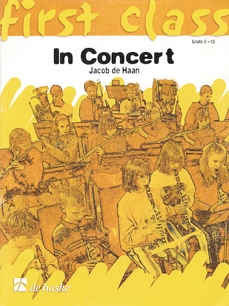 Product Cover for First Class – In Concert