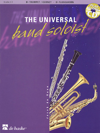 Product Cover for The Universal Band Soloist
