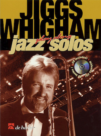 Product Cover for Jiggs Whigham – Play Along Jazz Solos