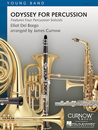 Product Cover for Odyssey for Percussion
