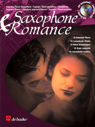 Product Cover for Tenor Saxophone & Romance