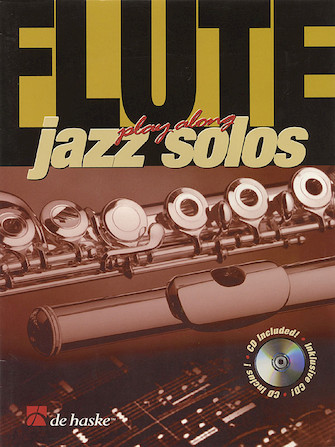 Product Cover for Flute Play-Along Jazz Solos