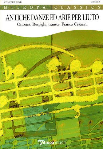 Product Cover for Antiche Danze Ed Arie Per Luito, Prima Suite