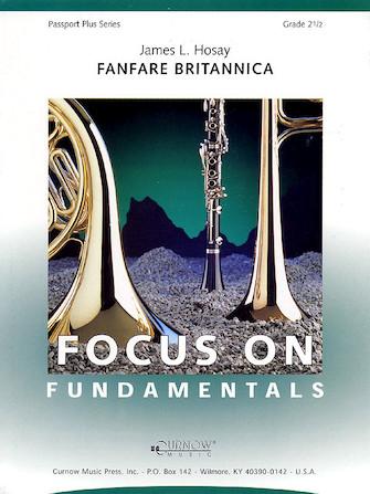 Product Cover for Fanfare Britannica