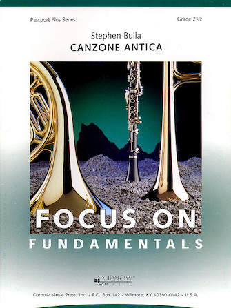 Product Cover for Canzone Antica