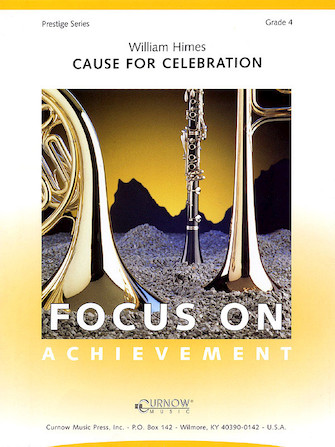 Product Cover for Cause for Celebration