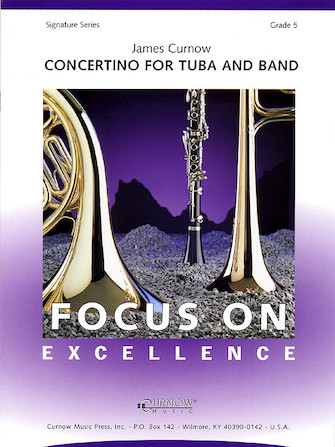 Product Cover for Concertino for Tuba and Band