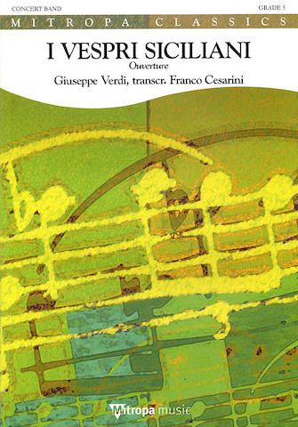 Product Cover for I Vespri Siciliani Sc Only Gr5