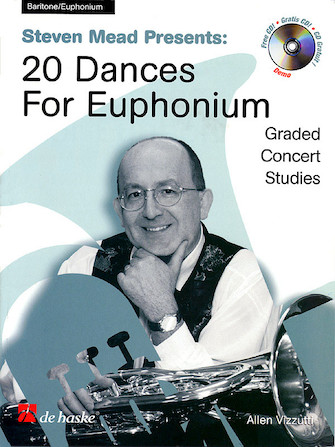 Product Cover for Steven Mead Presents 20 Dances for Euphonium