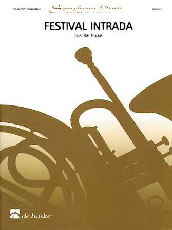 Product Cover for Festival Intrada for 18 Trumpets