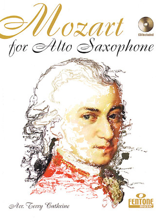 Product Cover for Mozart for Alto Sax