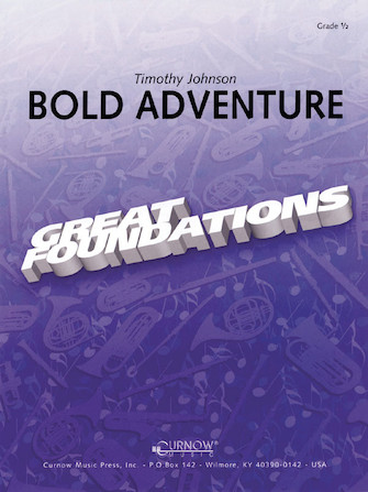 Product Cover for Bold Adventure