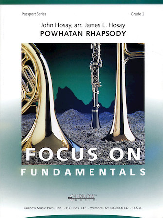 Product Cover for Powhatan Rhapsody