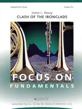 Product Cover for Clash of the Ironclads