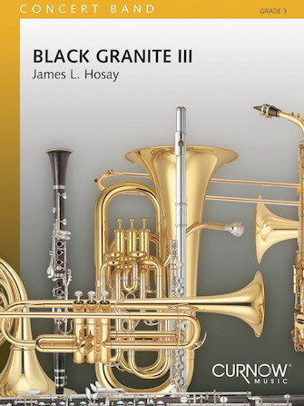 Product Cover for Black Granite III