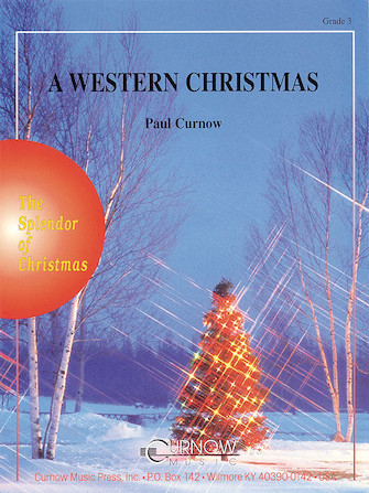 Product Cover for A Western Christmas